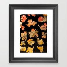 blossom note 2 Framed Art Print