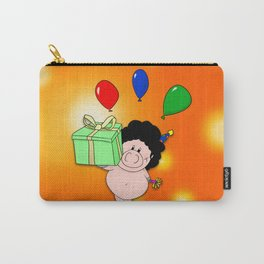Birthday Pig Carry-All Pouch