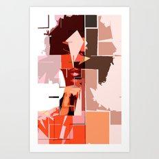 K'naan Art Print