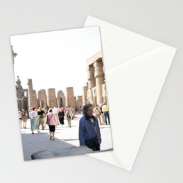 Temple of Luxor, no. 27 Stationery Cards