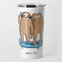 Weird Club Travel Mug