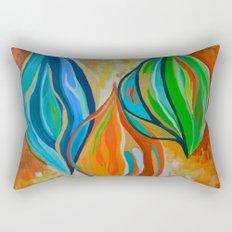 The Secret of Life Rectangular Pillow