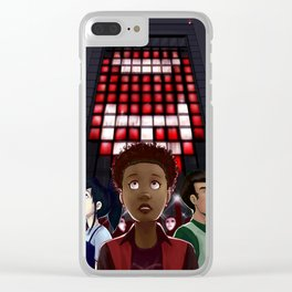 The Psions cover Clear iPhone Case