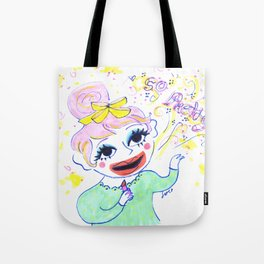 Best Lipstick Ever! Tote Bag