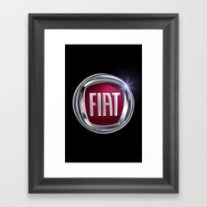 Fiat Framed Art Print
