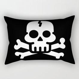 PIRATE'S FLAG Rectangular Pillow