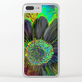 Wonderment of Flora Clear iPhone Case