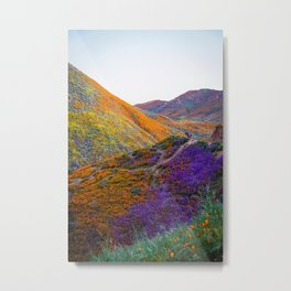 Super Bloom 2019 Metal Print