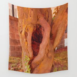 HIDING PLACE Wall Tapestry
