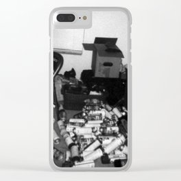 Do You Remember? Clear iPhone Case