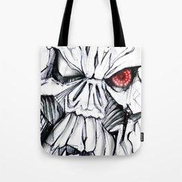 Futuristic Cyborg 7 Tote Bag