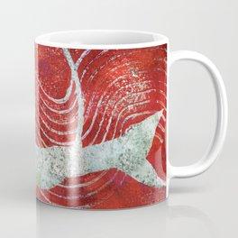 Flying Mermaid Coffee Mug