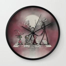 NBC Wall Clock