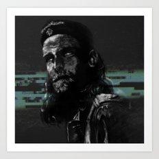 Gary  Art Print