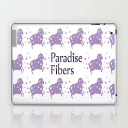 Glitter Sheep Laptop & iPad Skin