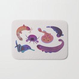 Electric fish Bath Mat