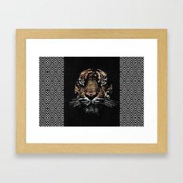 Tiamonds Framed Art Print