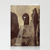 mf doom Stationery Cards featuring doom! by Pope Saint Victor
