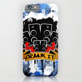 Crank It to Eleven iPhone Case