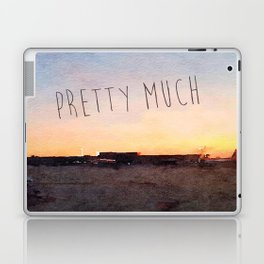 Pretty Much Laptop & iPad Skin