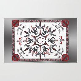 Mando'ade Darasuum (gradient background) Rug