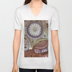 The Blue Mosque Unisex V-Neck