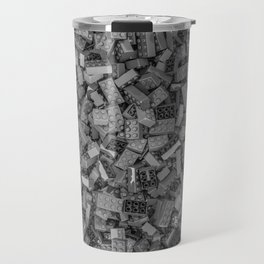 Master builder B&W Travel Mug