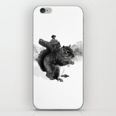 How the West was Won iPhone & iPod Skin