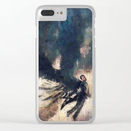 Tainted Clear iPhone Case