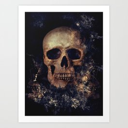 Our Mortal Coil Art Print