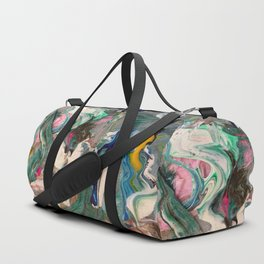 Abstract Paint 1 Duffle Bag