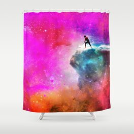 Andy Andromeda Shower Curtain