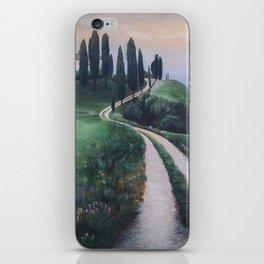 Road Home iPhone Skin