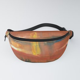 We wade through ignorance Fanny Pack