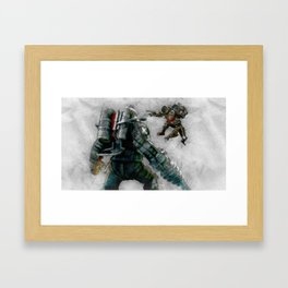 BioShock 4 Framed Art Print
