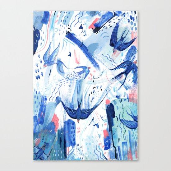 Pattern 28 Canvas Print