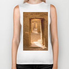 Chaco Ancient Doors Biker Tank