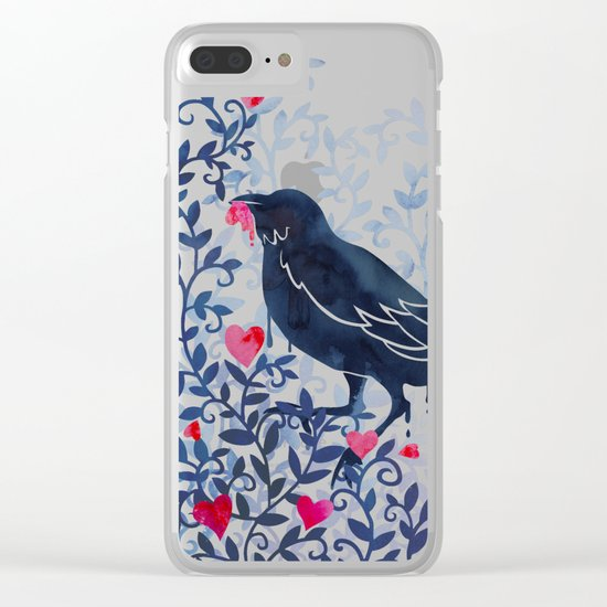 Melt With You Clear iPhone Case