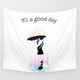 Parapluie Color - 01 Wall Tapestry