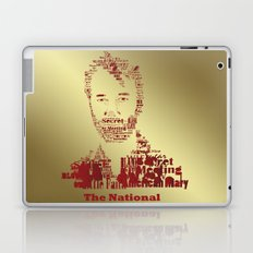 The National Laptop & iPad Skin