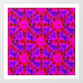 Cubed up..... Art Print