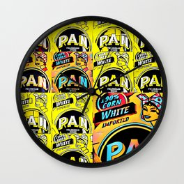 Parampan Pan Wall Clock