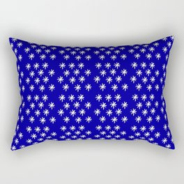 Stars 24- Rectangular Pillow