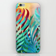 Tropical Palms iPhone Skin