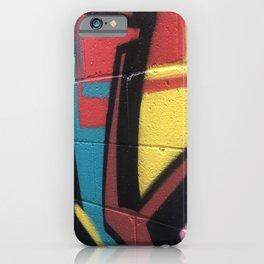 Graff Alley iPhone Case