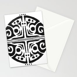 Rond,tatouage,mandal,tatoo Stationery Cards