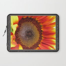 Sunflower from the Color Fashion Mix Laptop Sleeve