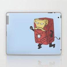 Refrig'r-Iron-Man Laptop & iPad Skin