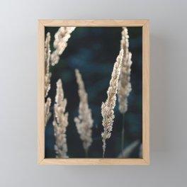 grassland Framed Mini Art Print