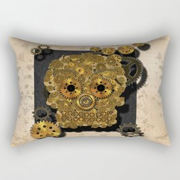 Engrenage Rectangular Pillow